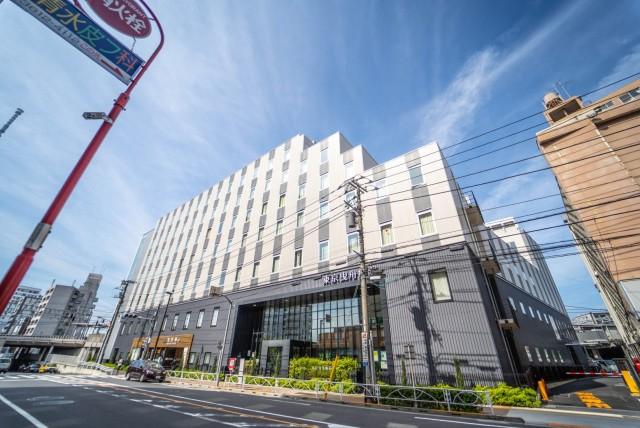 東京曳舟病院(徒歩約12分/約950m)