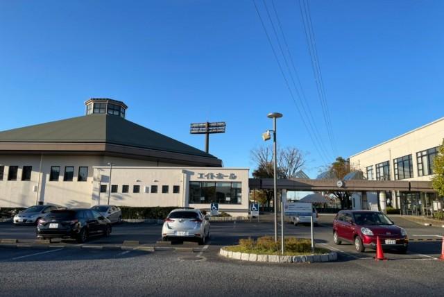 葛飾区総合スポーツセンター