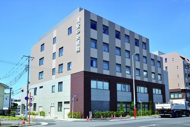 浦安中央病院 (自転車8分 約1.6km)