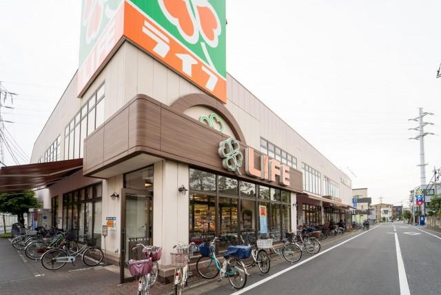 ライフ葛飾鎌倉店(徒歩13分/約1.0km)