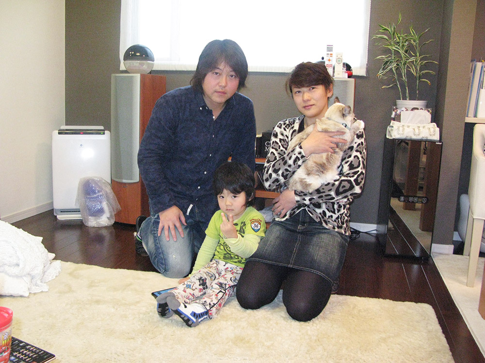 Interview17 荒川区 K様邸
