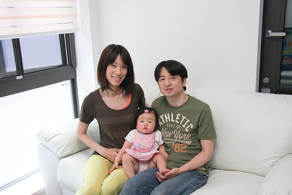 Interview14 江戸川区 T様邸